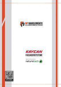 Preisliste Naturetech