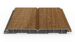 DekoTop Verkleidungsprofil V1 desert oak 3,00m
