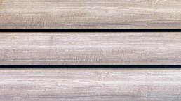 Rhombusleiste Kunststoff dekotrim 195 anteak 3m