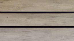 Rhombusleiste Kunststoff dekotrim 195 mountain oak 3m