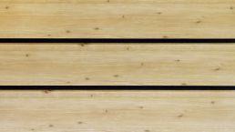 Rhombusleiste Kunststoff dekotrim 195 sibirische Lärche 3m
