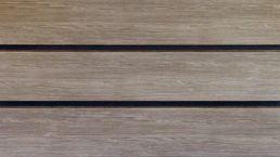 Rhombusleiste Kunststoff dekotrim 195 sheffield oak brown