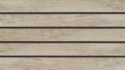 Rhombusleiste Kunststoff dekotrim 95 mountain oak 3m