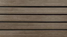 Rhombusleiste Kunststoff dekotrim 95 sheffield-oak-brown 3m