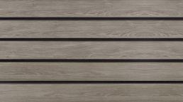 Rhombusleiste Kunststoff dekotrim 95 sheffield-oak-grey 3m