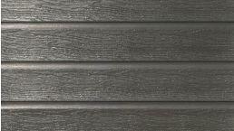 vinyTop Kunststoff-Fassadenpaneele basaltgrau 6m