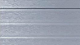 vinyTop Kunststoff-Fassadenpaneele grau 6m