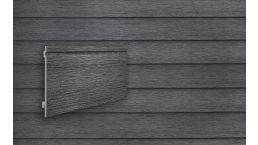 Kunststoffpaneele Kerrafront FS-201 graphit 6m