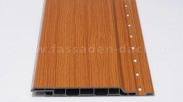 Keralit Fassadenpaneele 143 californian-redwood 6m