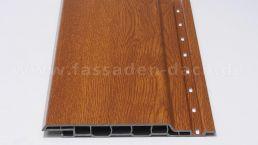 Keralit Fassadenpaneele 143 golden-oak 6m