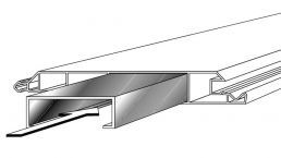 Metall-Verstärkungsprofil 0602 verzinkt
