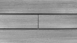 WPC-Rhombus-Fassade Die Gestaltende XXL graphitgrau 6m