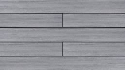 WPC-Rhombus-Fassade Die Gestaltende XL dolomitgrau EXKLUSIV 4m