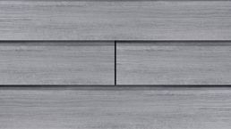 WPC-Rhombus-Fassade Die Gestaltende XXL dolomitgrau EXKLUSIV 6m