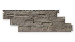 Novik Kunst-Steinfassade DS brownstone