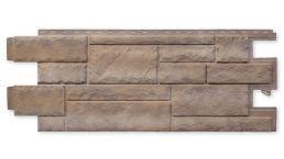 Fassadenplatte Novik NoviStone PHC Misty Beige 227
