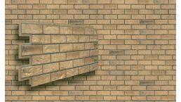Solid Brick Verblender Klinker exeter
