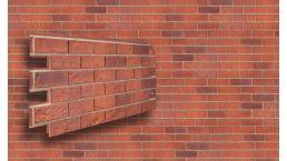 Solid Brick Verblender Klinker bristol