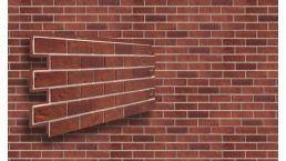 Solid Brick Verblender Klinker dorset