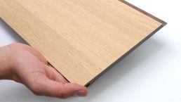 Trespa Pura NFC Profilschalung Classic Oak