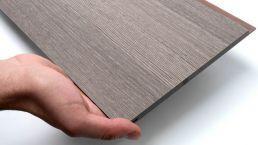 Trespa Pura NFC Profilschalung Mystic Cedar