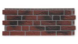 vinyBrick Klinkerelement Standard (GFK) rustika geflammt