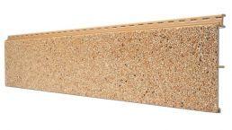 vinyTherm Fassadenpaneel ohne Fase madeira 6m