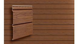 Canadian Siding SV05 Kunststofffassade golden-oak 3,85m