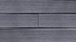 WPC-Rhombus-Fassade Die Gestaltende XXL basaltgrau EXKLUSIV 6m