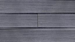 WPC-Rhombus-Fassade Die Gestaltende XXL basaltgrau EXKLUSIV 4m