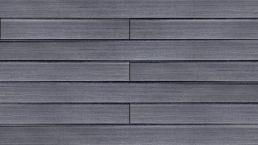 WPC-Rhombus-Fassade Die Gestaltende small basaltgrau EXKLUSIV 6m