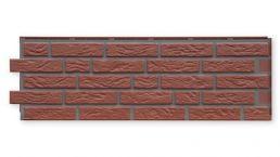 Fassadenverkleidung Klinker Zierer NB2 (GFK) rot