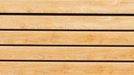 Rhombusleiste Kunststoff dekotrim 95 Turner Oak Malt 3m