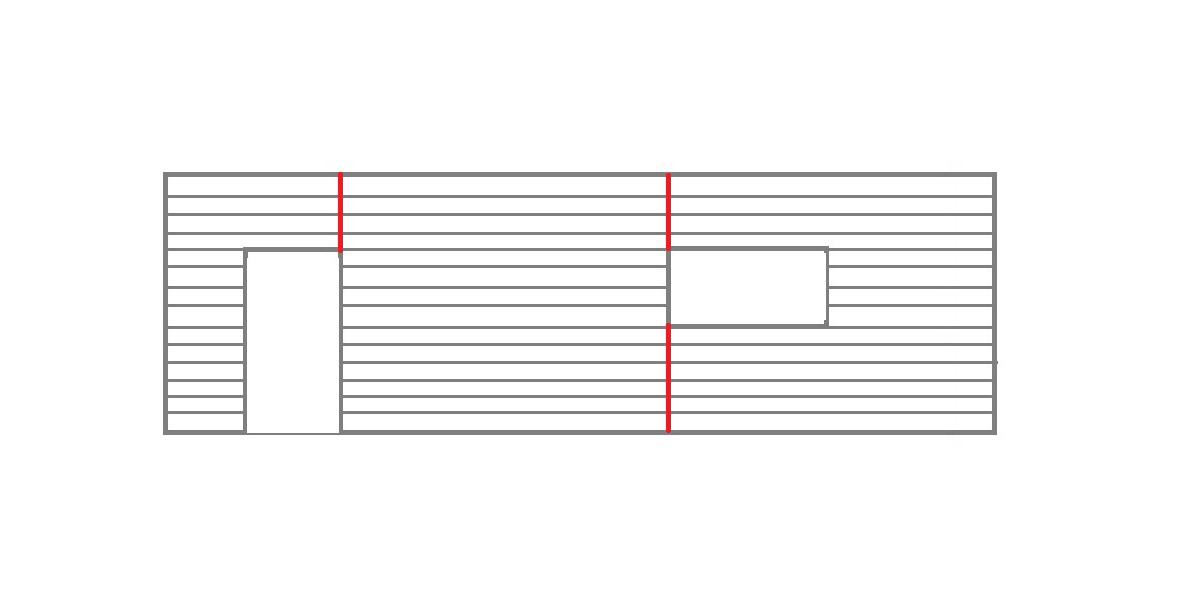 Parallelverband Fassadenpaneele