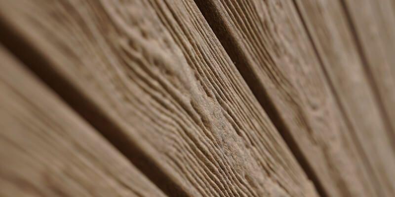 Beispiele Fassaden in Holzoptik