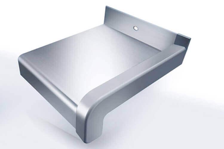 Aluminium Fensterbänke