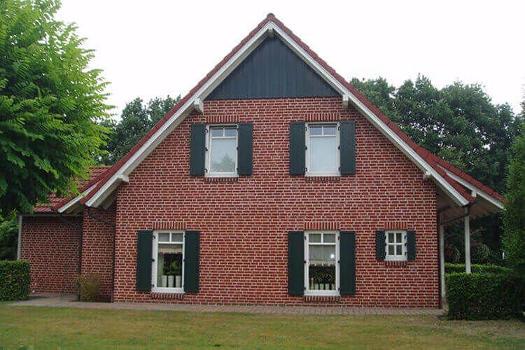 klassische Fassadenverkleidungen