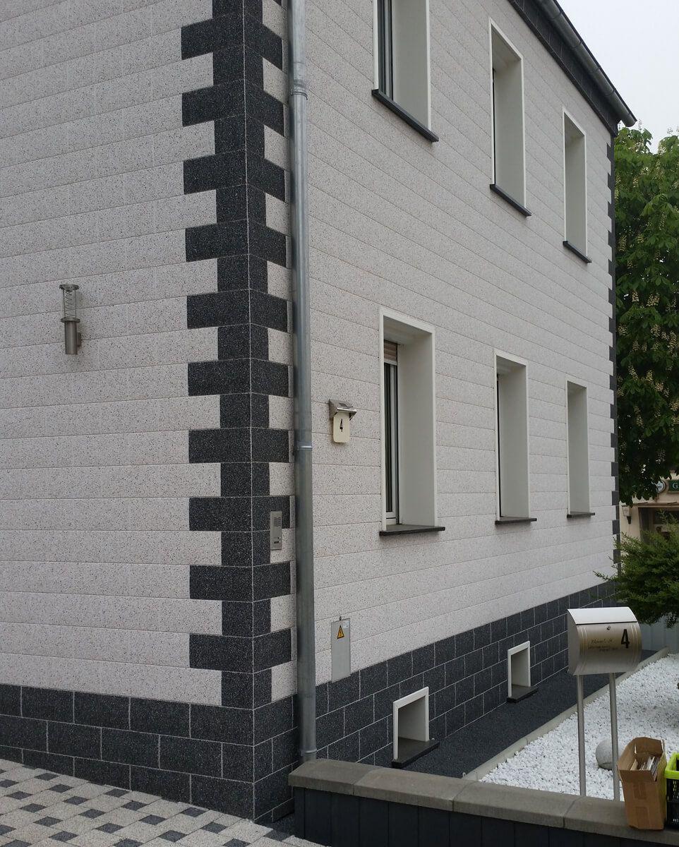 Fassadensanierung mit Fassadenplatten