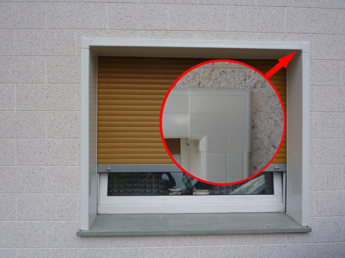 VinyCom Laibung von Fenster und Türen