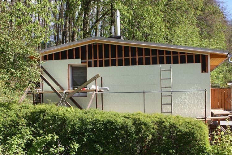 Fassadensanierung selber machen