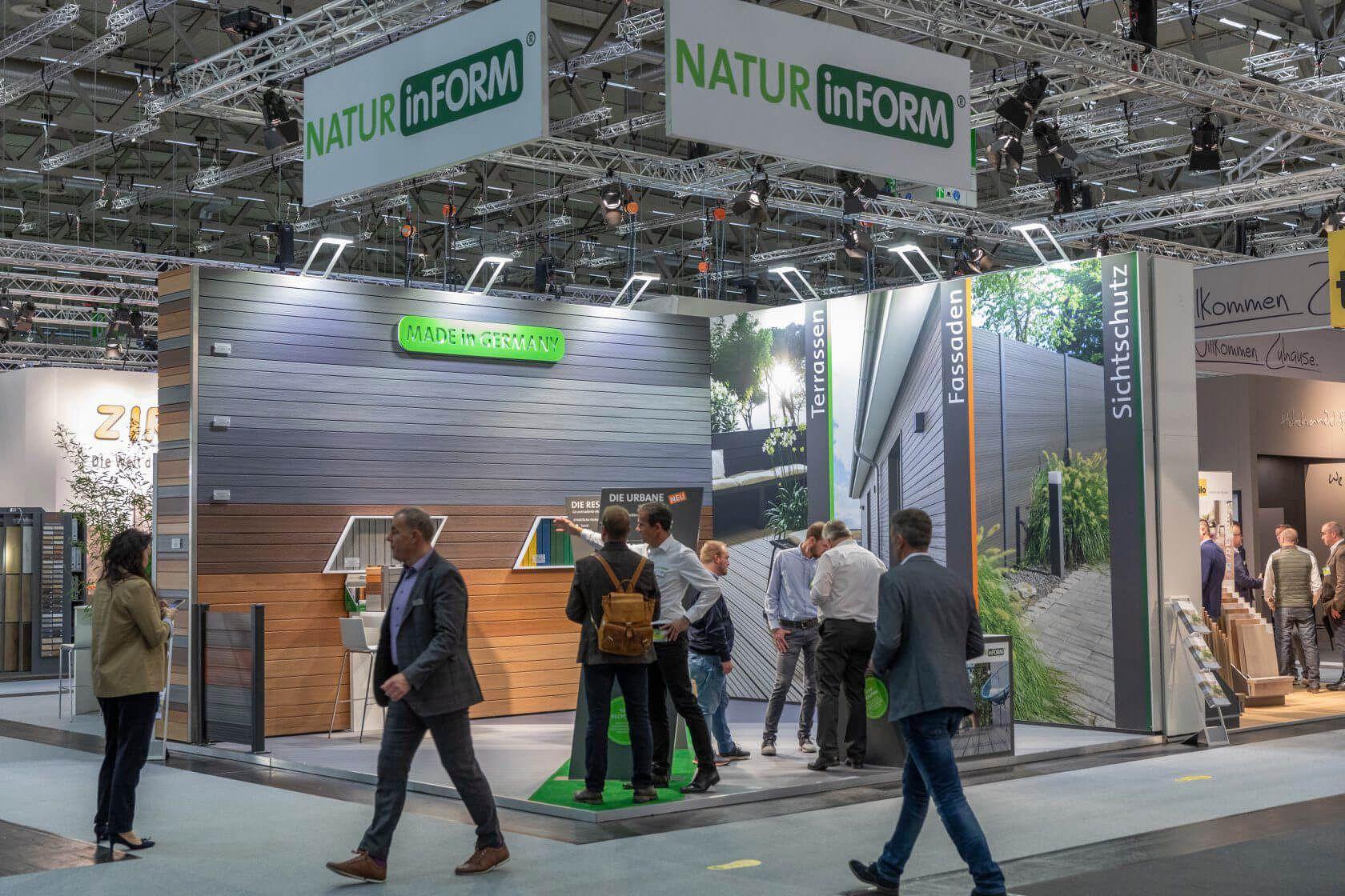NaturinForm Fassadenverkleidungen