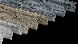 Fassadenplatte Sockel Mobilheim