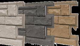 Mauer mit Novik Fieldstone bekleiden